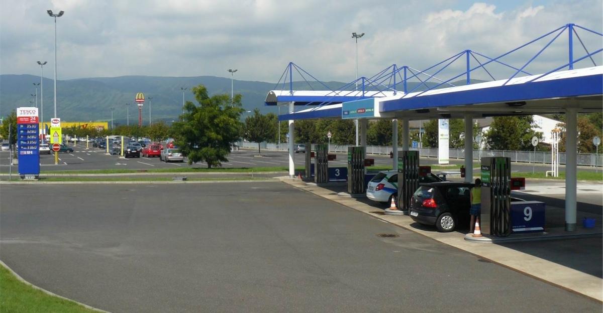 Adast Popular LPG Degvielas Uzpildes Iekārta