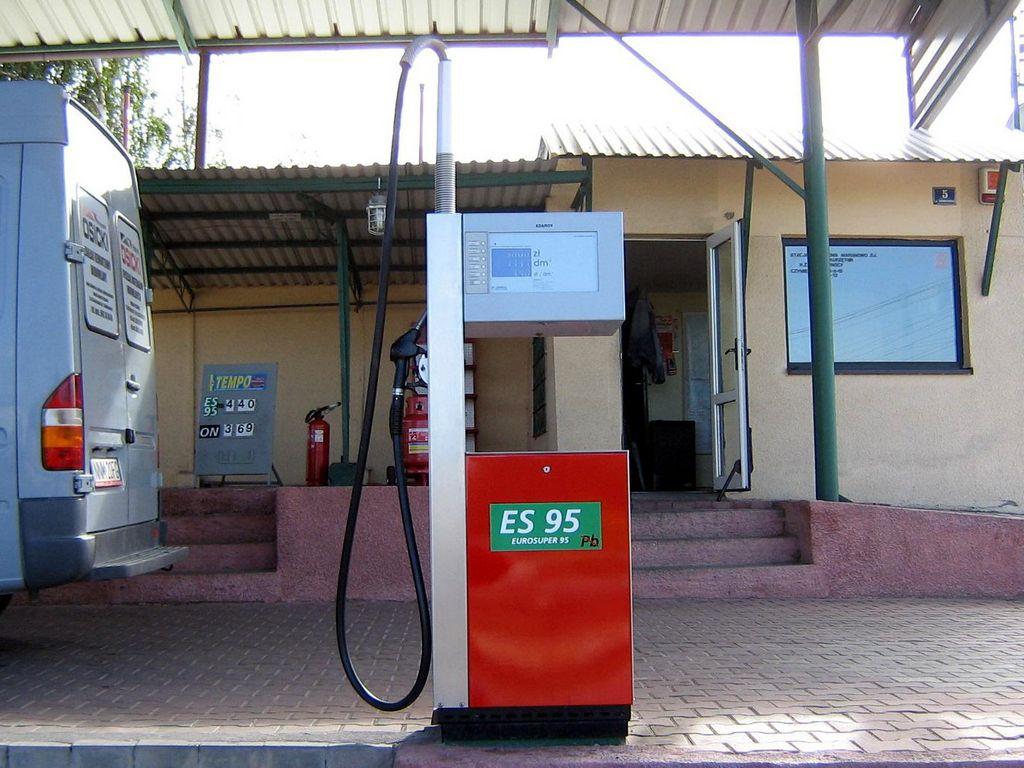 Adast Popular Degvielas Uzpildes Iekārta