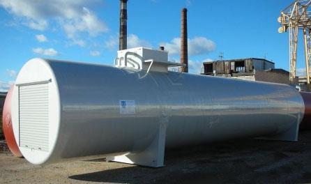 Virszemes tvertnes degvielas uzglabāšanai